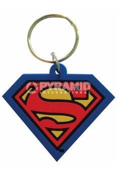 brelok gumowy SUPERMAN - SHIELD