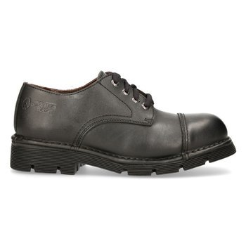 buty NEW ROCK TIMBER NEGRO, PLANING NEGRO SIN [NEWMILI03-S1]