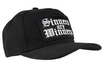 czapka BLACK CRAFT - SINNERS ARE WINNERS
