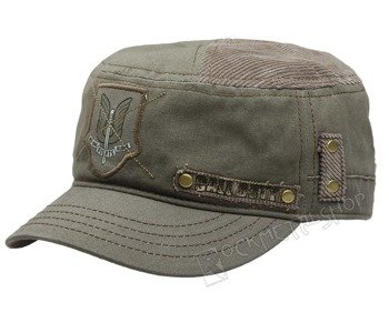 czapka CALL OF DUTY - ARMY GREEN CADET W/ LOGO FRONT