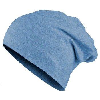 czapka MASTERDIS - JERSEY BEANIE heather indigo