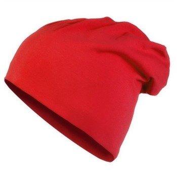czapka MASTERDIS - JERSEY BEANIE red