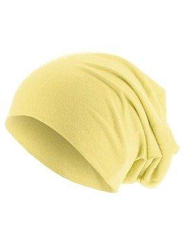 czapka MASTERDIS - PASTEL JERSEY BEANIE vanilla