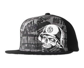 czapka METAL MULISHA - RECOGNIZE black