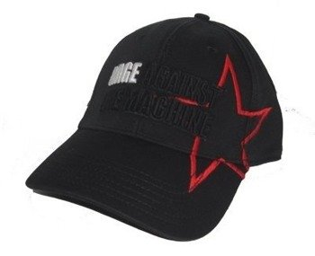 czapka RAGE AGAINST THE MACHINE Flex Cap