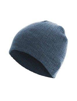 czapka zimowa MASTERDIS - BEANIE REGULAR HT.INDIGO