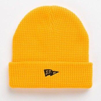 czapka zimowa VANS - JOEL TUDOR YELLOW
