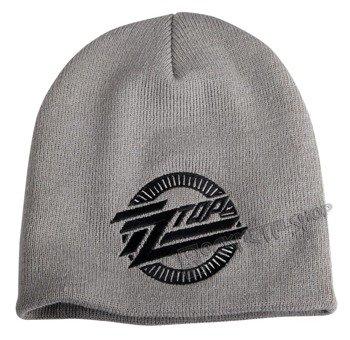 czapka zimowa ZZ TOP - CIRCLE LOGO