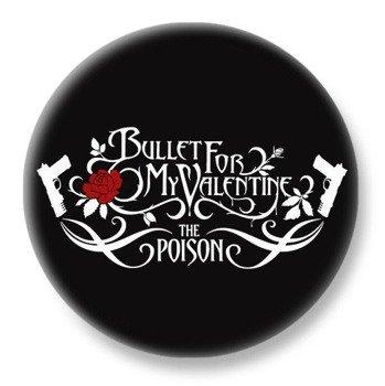 duży kapsel BULLET FOR MY VALENTINE - THE POISON