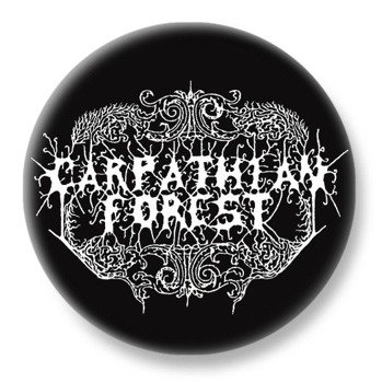 duży kapsel CARPATHIAN FOREST - OLD LOGO