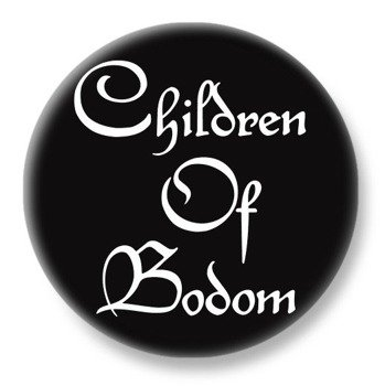 duży kapsel CHILDREN OF BODOM - LOGO