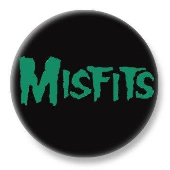 duży kapsel MISFITS - LOGO