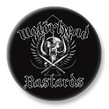 duży kapsel MOTORHEAD - BASTARDS