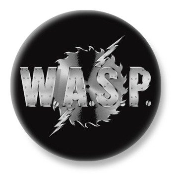 duży kapsel W.A.S.P.- LOGO