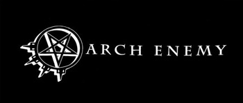 ekran ARCH ENEMY- LOGO