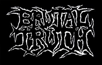 ekran BRUTAL TRUTH - LOGO