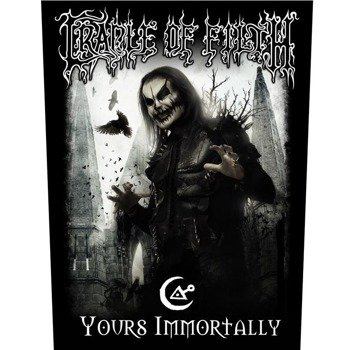 ekran CRADLE OF FILTH - YOURS IMMORTALLY