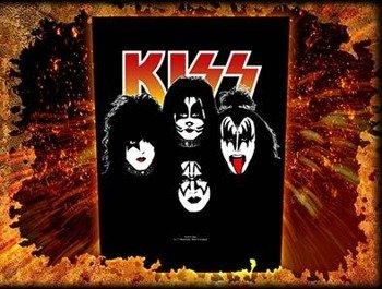 ekran KISS - FACES