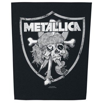 ekran METALLICA - RAIDERS SKULL
