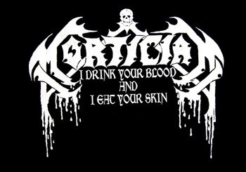 ekran MORTICIAN - I DRINK YOUR BLOOD...