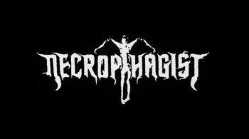ekran NECROPHAGIST - LOGO
