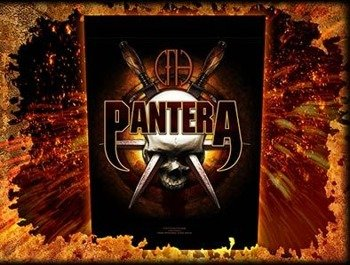 ekran PANTERA - SKULL KNIVES