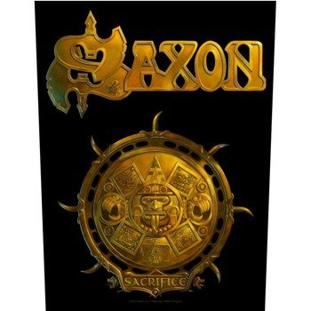 ekran SAXON - SACRIFICE