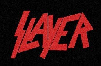ekran SLAYER - RED LOGO