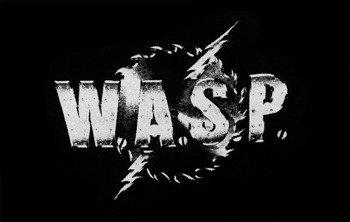 ekran W.A.S.P. - LOGO