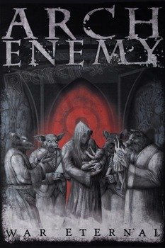 flaga ARCH ENEMY -  WAR ETERNAL