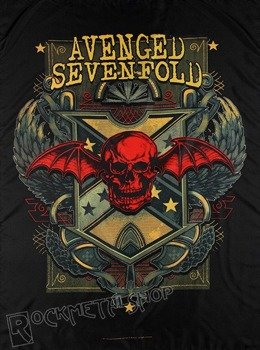 flaga AVENGED SEVENFOLD - DEATH CREST