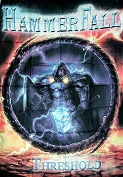 flaga HAMMERFALL - THRESHOLD