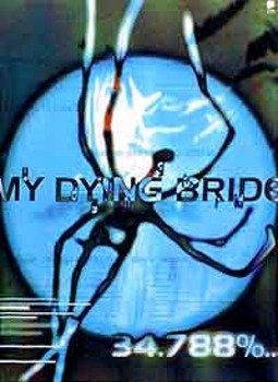 flaga MY DYING BRIDE - 34,788%