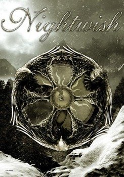 flaga NIGHTWISH - EMBLEM