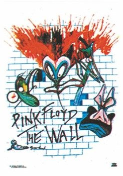 flaga PINK FLOYD - THE WALL