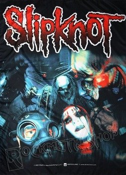 flaga SLIPKNOT - GROUP MAYHEM