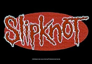 flaga SLIPKNOT - WALL
