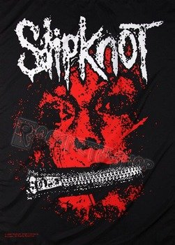 flaga SLIPKNOT - ZIPPERFACE