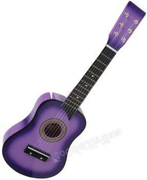 gitara 1/2 dla dzieci PURPLE BURST