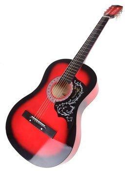 gitara akustyczna CRAFTMAN C-31 / REDBURST