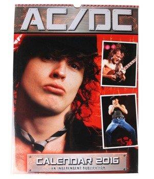 kalendarz AC/DC 2016