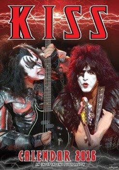 kalendarz KISS 2016