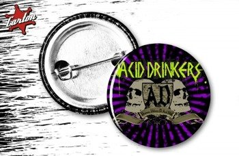 kapsel ACID DRINKERS - ACID FUCKING DRINKERS