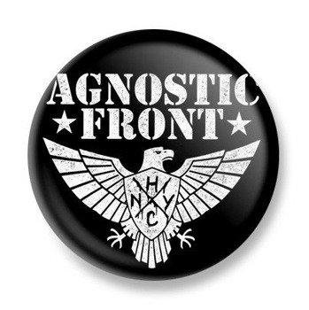 kapsel AGNOSTIC FRONT - EAGLE