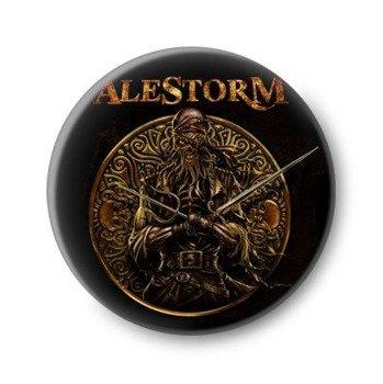 kapsel ALESTORM - BLACK SAILS AT MIDNIGHT