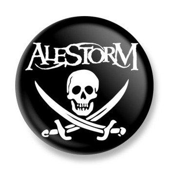 kapsel ALESTORM - PIRATE SKULL