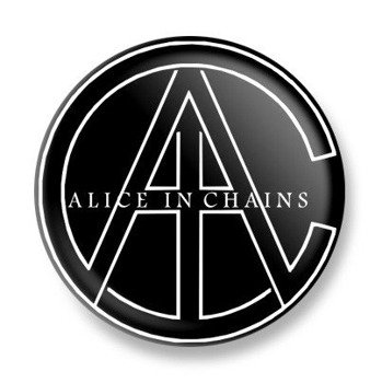 kapsel ALICE IN CHAINS - LOGO
