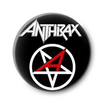 kapsel ANTHRAX - LOGO PENTAGRAM