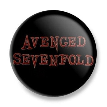 kapsel AVENGED SEVENFOLD - GOD HATES US