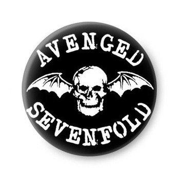 kapsel AVENGED SEVENFOLD - LOGO